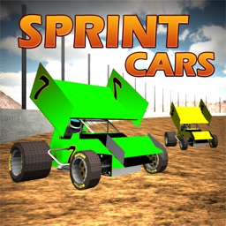 Sprint Car Dirt Track Game Free