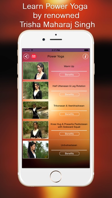 Power Yoga Videos - Free download and View offline | App Price Drops