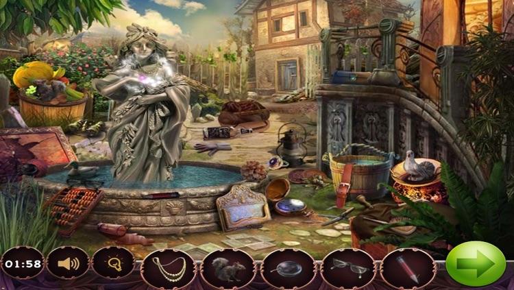 The Wicked Garden - A Spooky Hidden Object Game screenshot-4