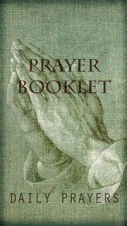 Prayer Booklet screenshot-4