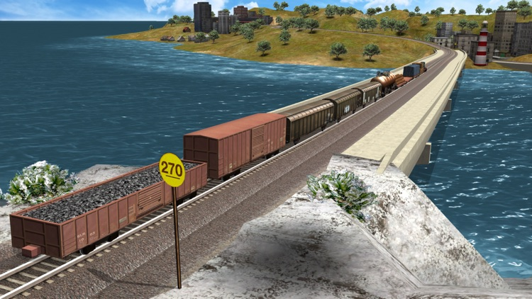 Train Simulator 2015 Free - United States of America USA and Canada Route - North America Rail Lines screenshot-4