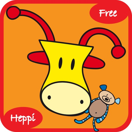 Bo's Bedtime Story - FREE Bo the Giraffe App for Toddlers and Preschoolers!
