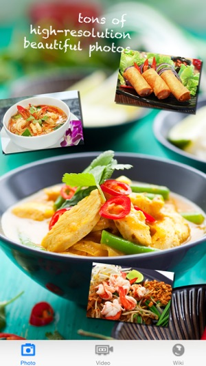 Thai food recipes on the app store screenshots forumfinder Images