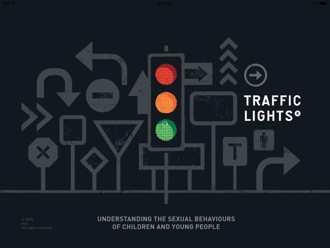 Traffic Lights Sexual Behaviours of Children Young People on the