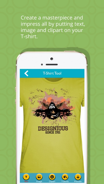 T-Shirt Designer Tool App screenshot-1
