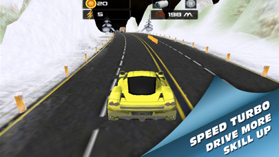 ` Most Wanted Racing 3D - Night Racer Sport Car Edition Screenshot on iOS