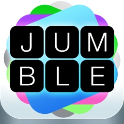 Jumble HD - The mind boggling word search game