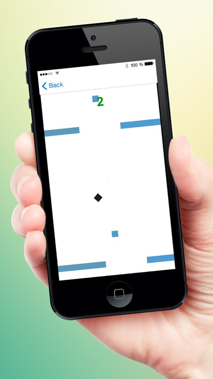 Brick Up - How far can you reach by jumping left and right? screenshot-1