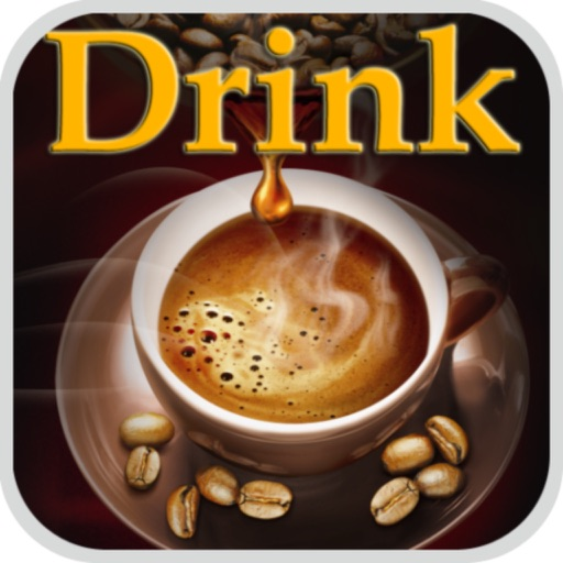 10000 Drink Recipes app logo