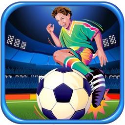 Football Goalie - Soccer Penalty Shootout