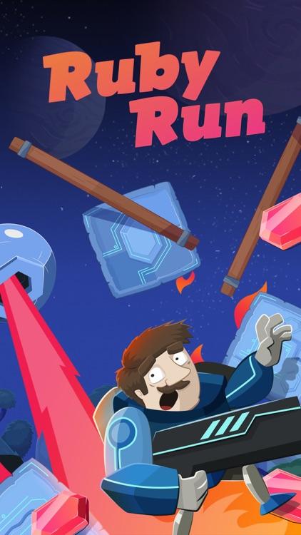 Ruby Run: Eye God's Revenge