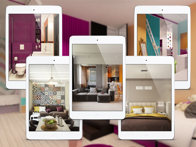 Interior Design Ideas - Creative Apartment Design for iPad & Interior Design Ideas - Creative Apartment Design for iPad by AnGia Le
