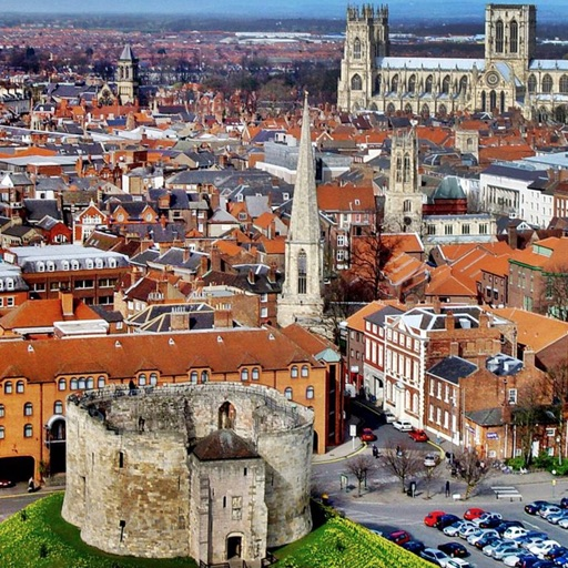 York Tour Guide: Best Offline Maps with Street View and Emergency Help Info