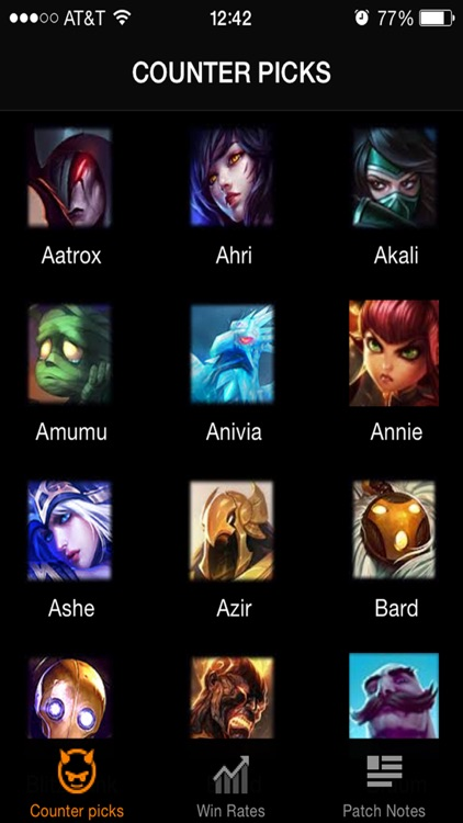 Lol Counter Picks For League Of Legends By Yang Chen
