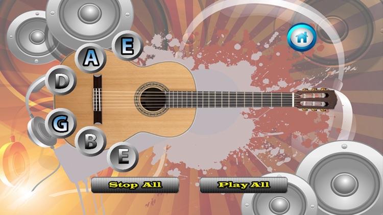 ukulele tune guitar bass 3 in 1 screenshot-3