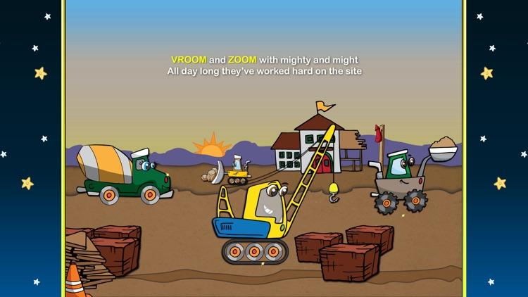 Nighty Night Construction Trucks