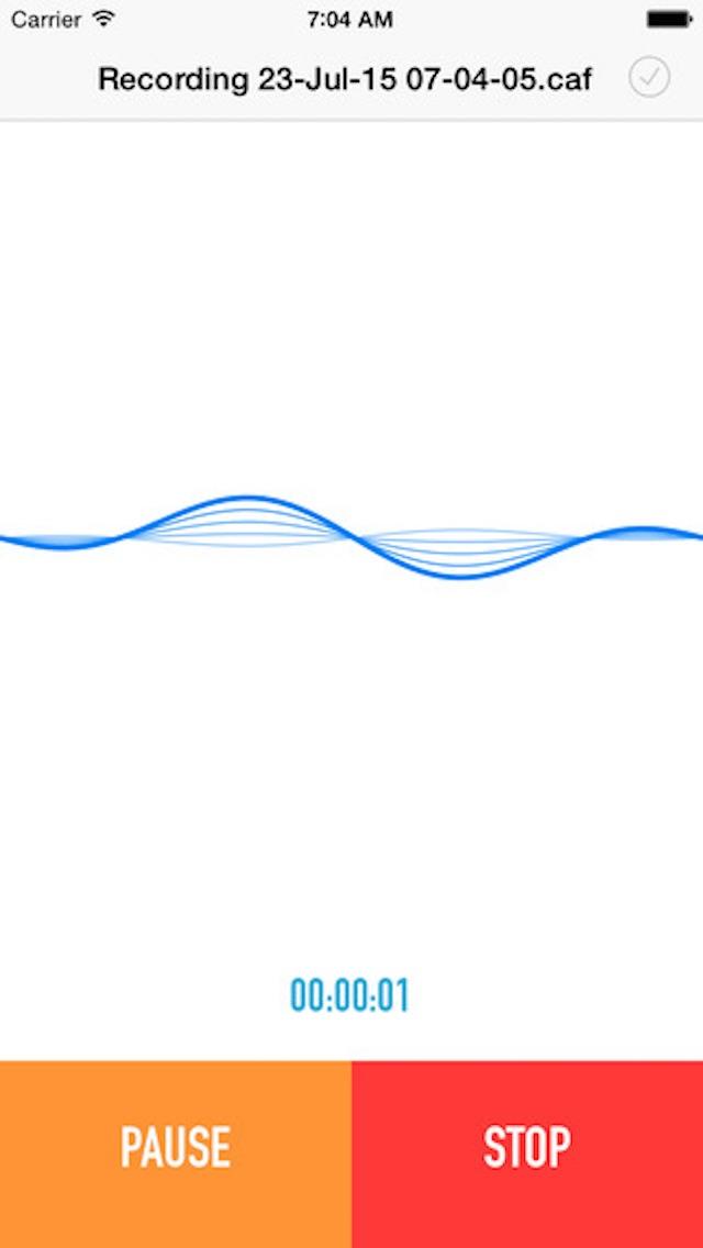 点击获取Voice Recorder for Free Audio Recording, Playback and Sharing