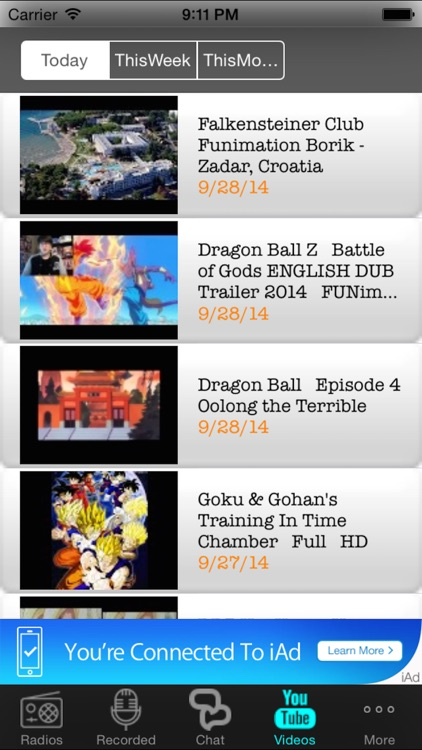 Japan-Radio: Best Collection of Anime and JPop Radios screenshot-3