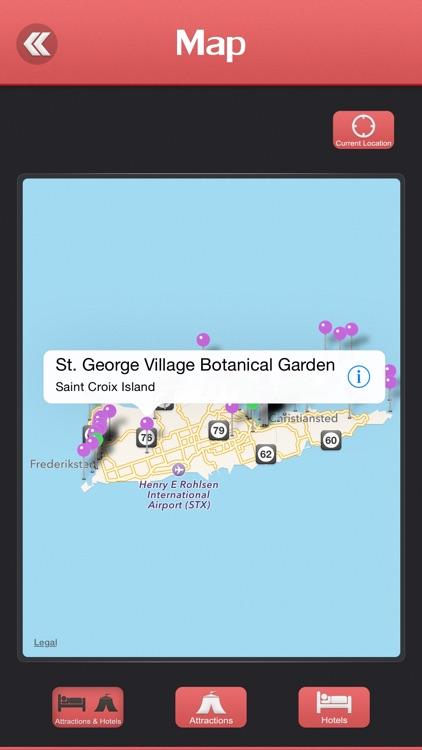 Saint Croix Island Offline Travel Guide screenshot-3