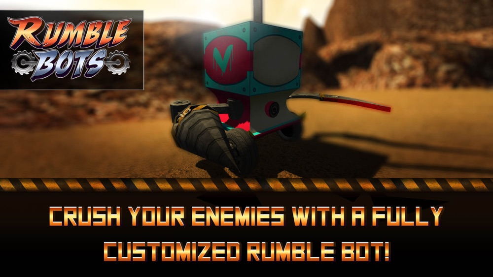 Rumble Bots Cheat Codes