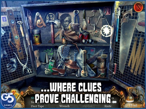 9 Clues 2: The Ward HD screenshot three