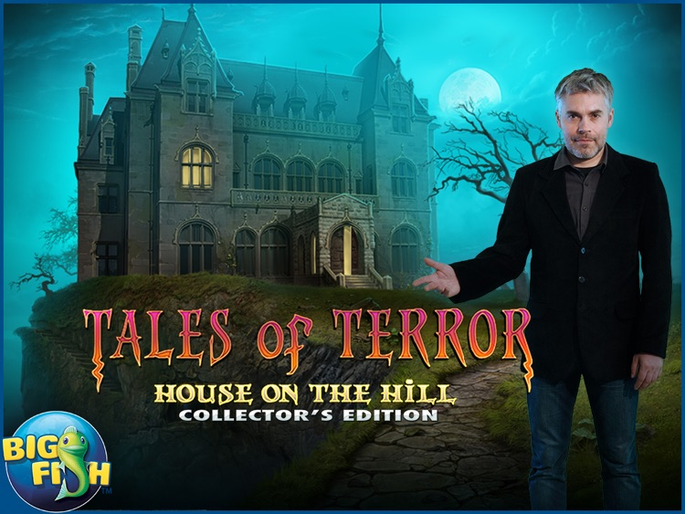 Tales of Terror: House on the Hill HD - A Scary Hidden Object Game screenshot-4