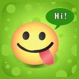Animated GIF Emoji Text Art