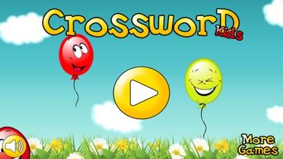 Crossword For Kids.