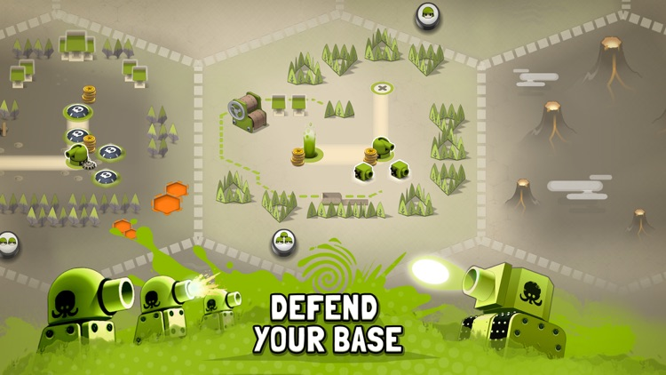 Tactile Wars screenshot-2