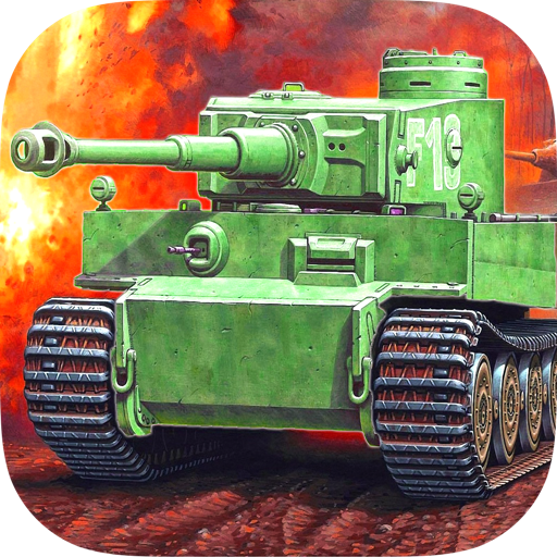 Tank Fighter League 3D