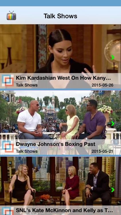 Talk Show Review screenshot-4