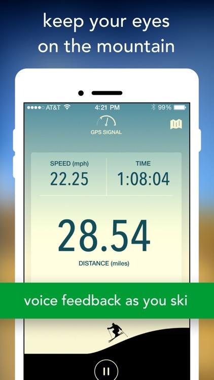 Vima - GPS Ski Tracker screenshot-4