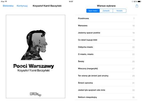 Wiersze Wybrane Por Krzysztof Kamil Baczyński En Ibooks