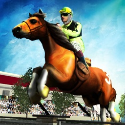 Horse Racing Simulator 3D – Virtual Horseback riding Game