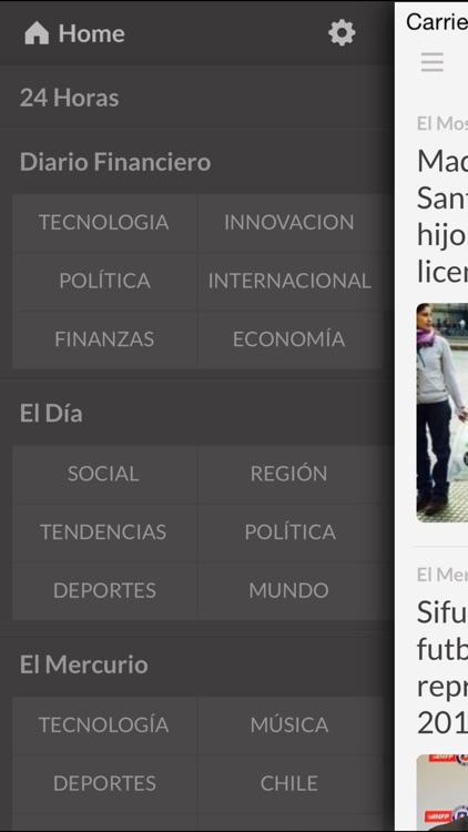 Periódicos CL - Los mejores diarios y noticias de la prensa en Chile