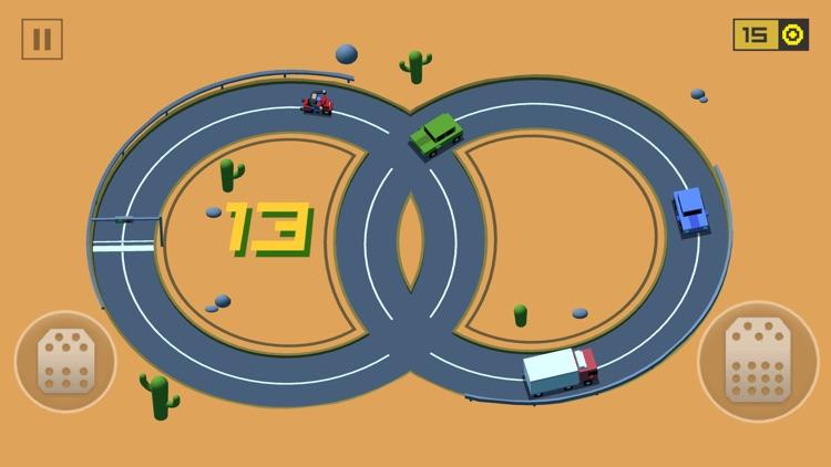 Loop Drive : Crash Race screenshot-4