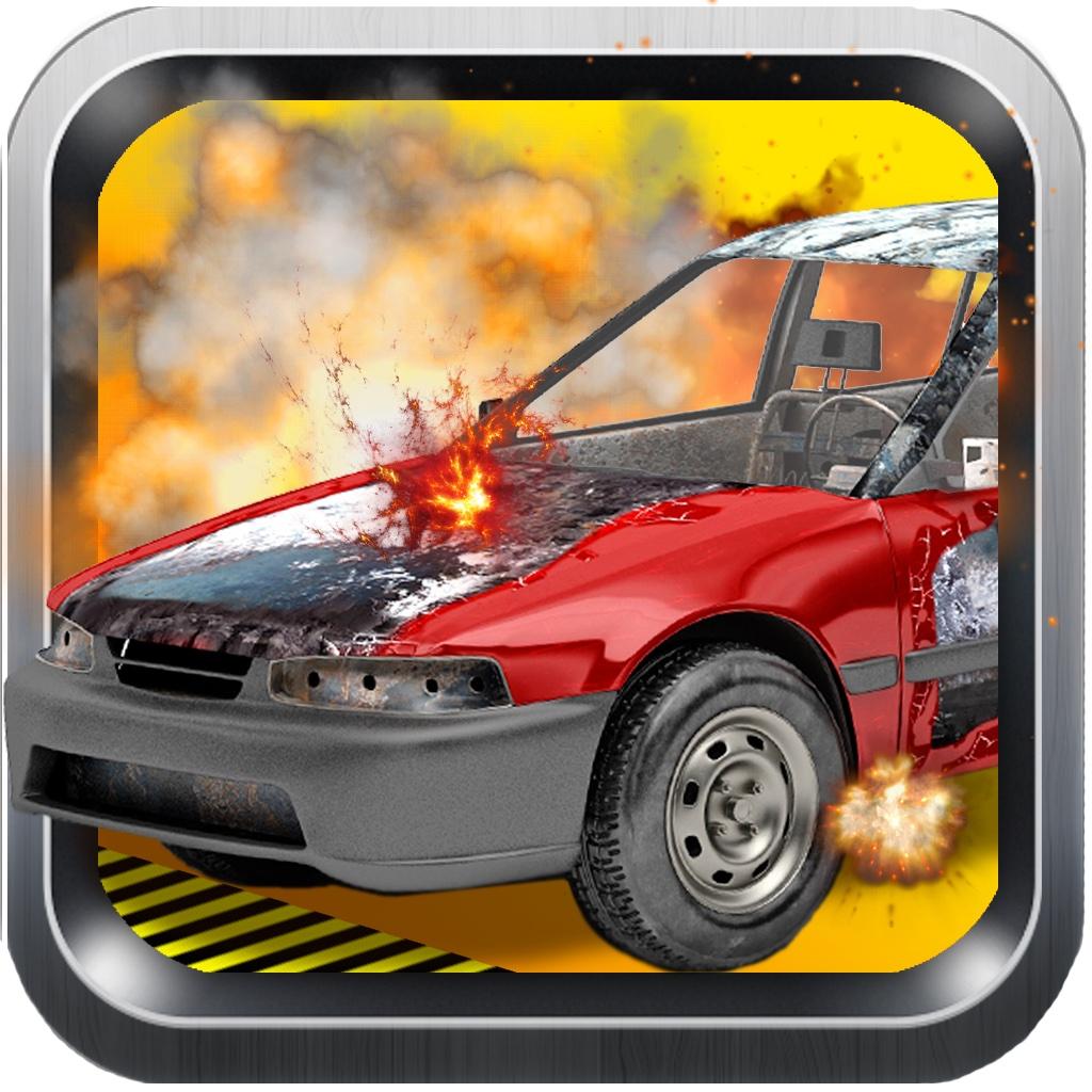 Car Smash 3D - Dude Drive Fast!