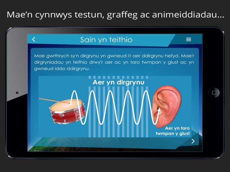 Sut mae pethau'n gweithio screenshot-4