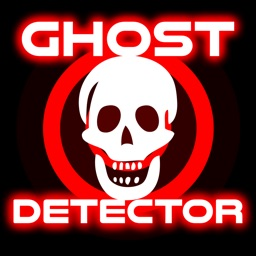 Ghost Detector - Ghost Finder Fingerprint Scanner