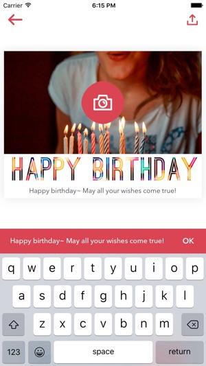 Simple greeting card maker create invitation cards for birthday simple greeting card maker create invitation cards for birthday christmas wedding on the app store stopboris Gallery