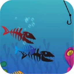 Cat Fishing - hunter cute game for kids