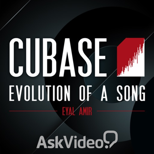 AV for Cubase 7 404 - Evolution of a Song