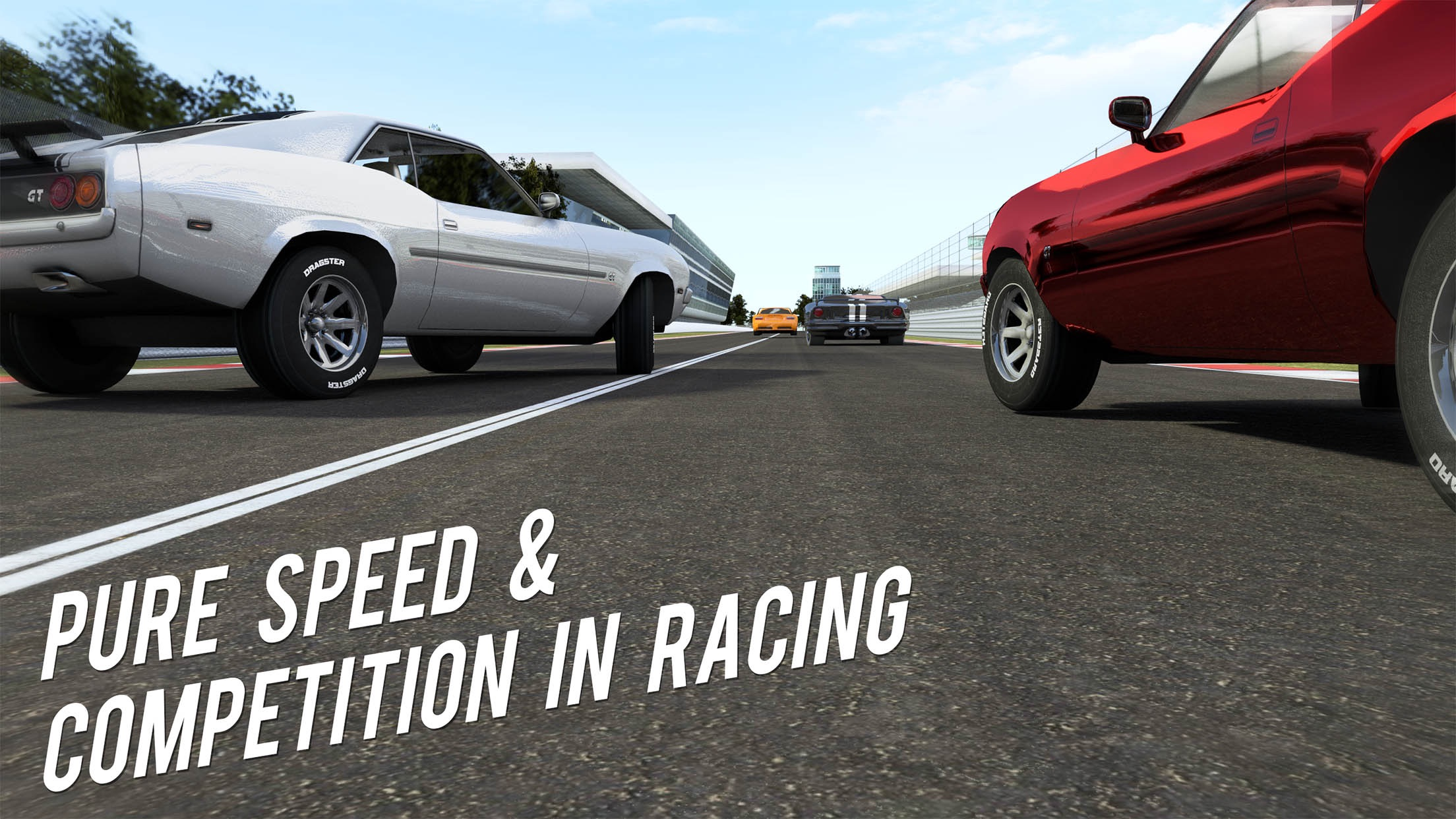 Real Speed Race: Car Simulator 3D Screenshot