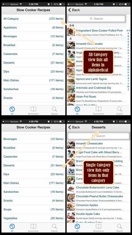 Slow Cooker Recipes Plus+ screenshot-3