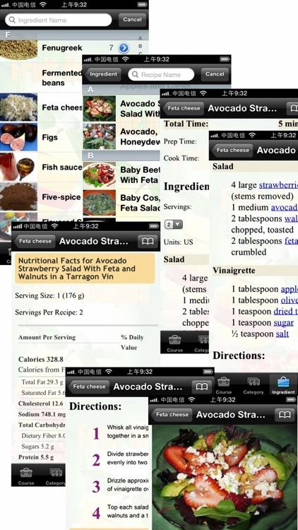 15000+ Fruit Recipes screenshot-4