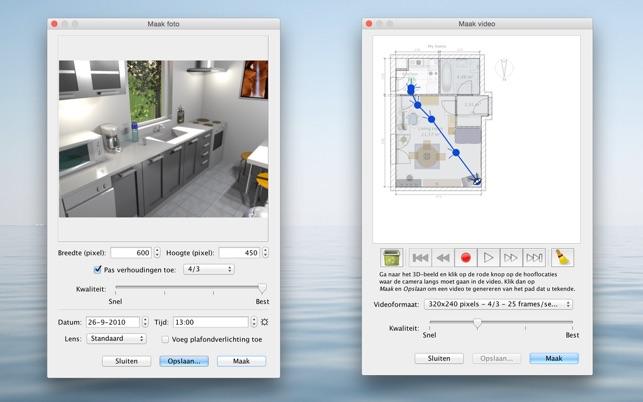 sweet home 3d in de mac app store. Black Bedroom Furniture Sets. Home Design Ideas