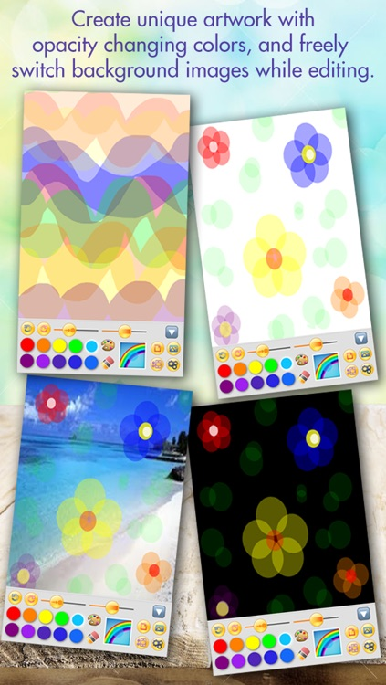 Art App - ClearPainting HD screenshot-3