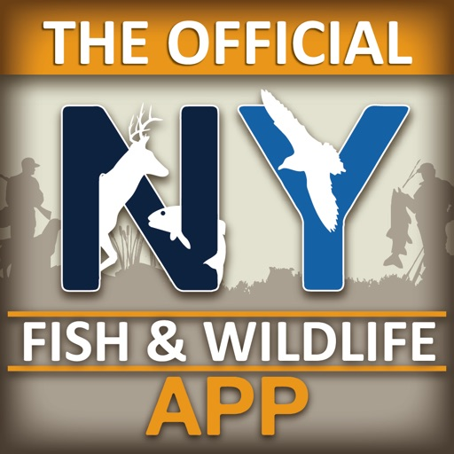 New York Fishing, Hunting & Wildlife App - Pocket Ranger®
