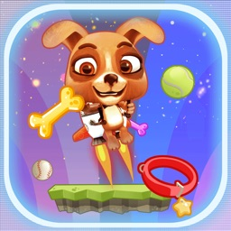 Jetpack Dog in Space Jam – Cute Puppy Running and Jumping Game