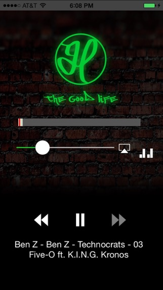 GLO Radio screenshot one